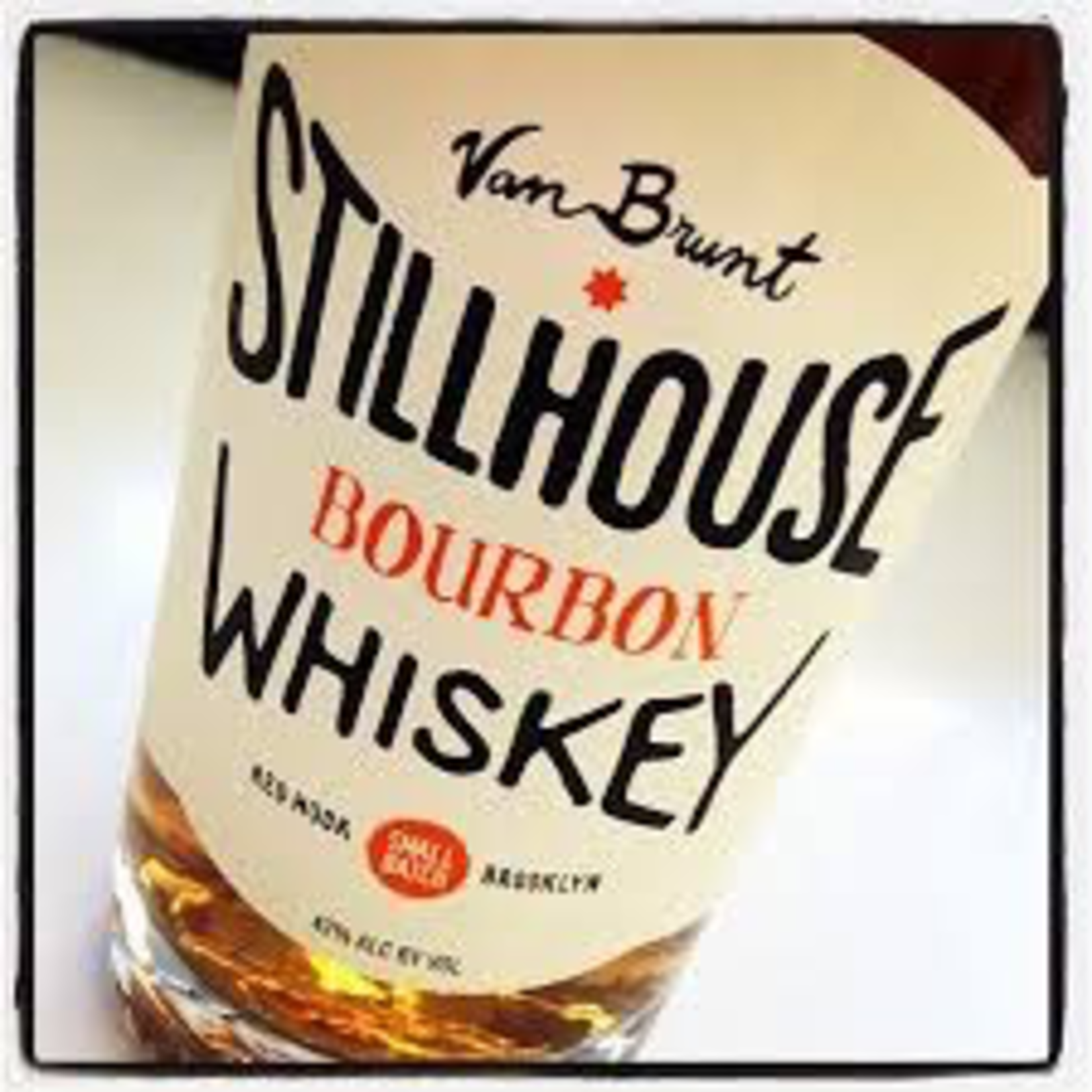 Spirits Van Brunt Stillhouse Bourbon Whiskey 375ml