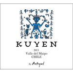 Wine Antiyal Valle del Maipo Kuyen 2017