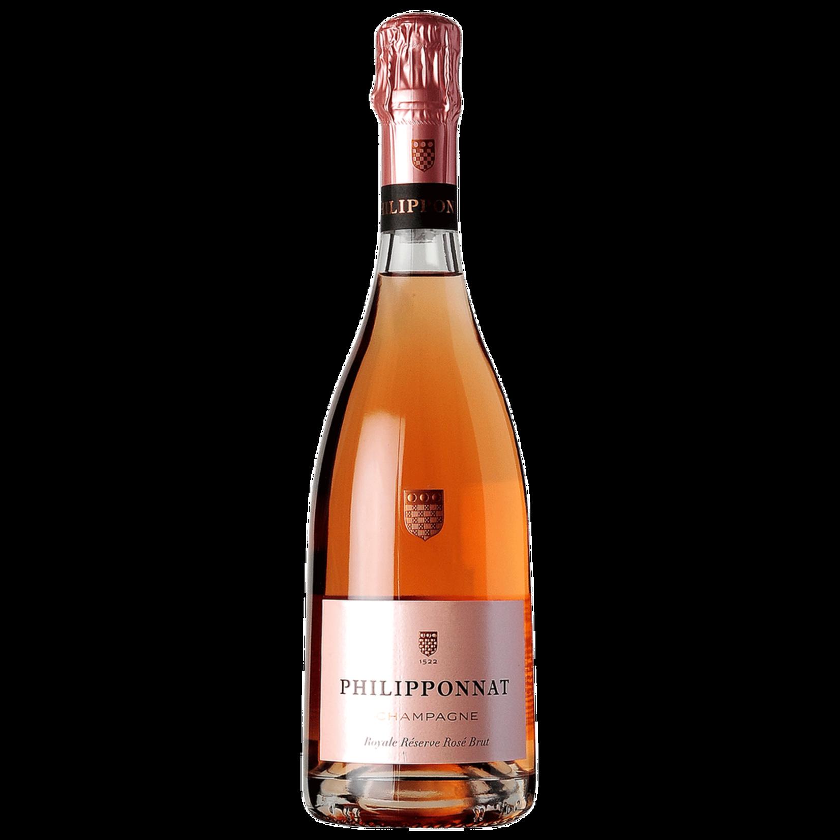 Sparkling Philipponnat Champagne Brut Rosé Royale Réserve