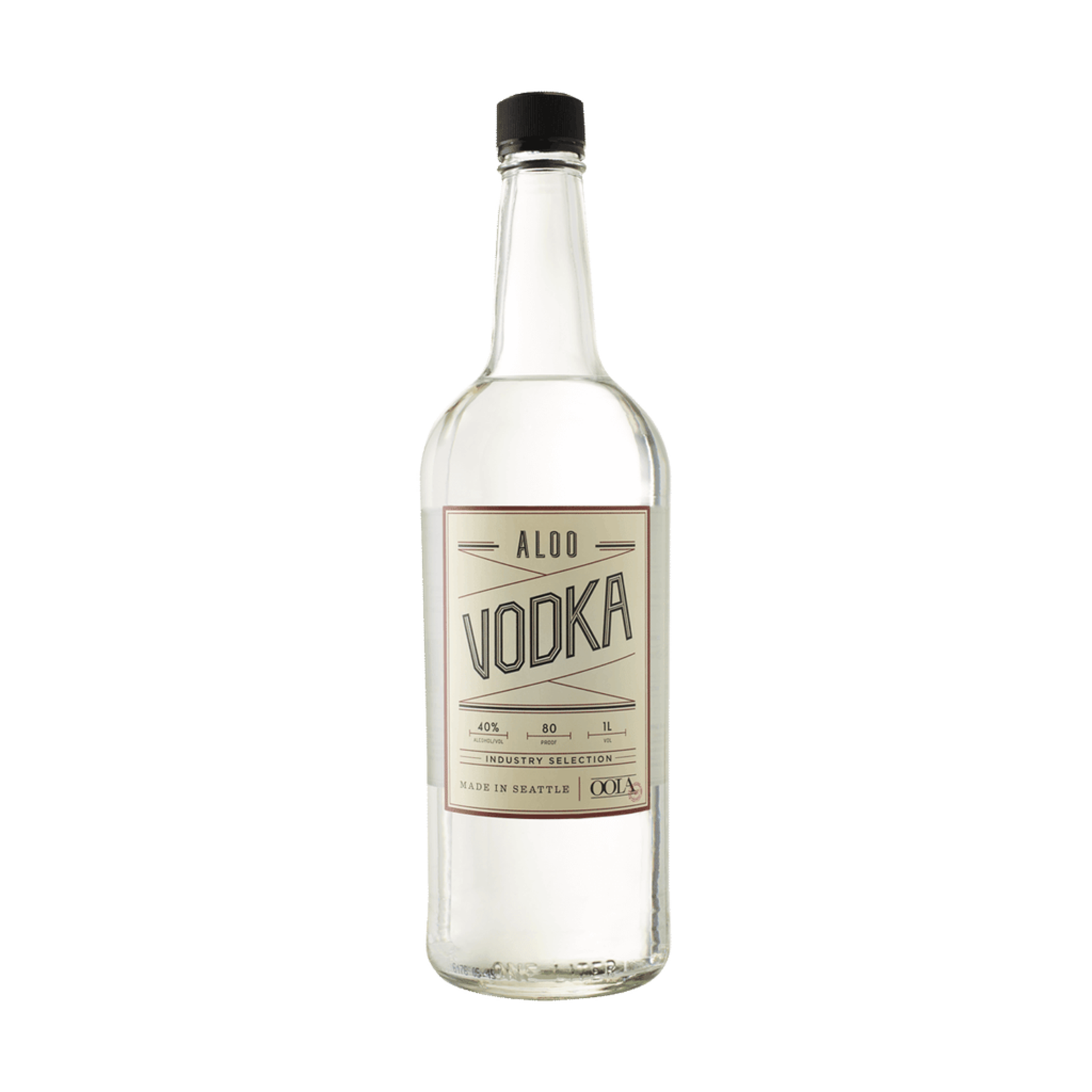 Spirits OOLA Distillery, Aloo Vodka 1L