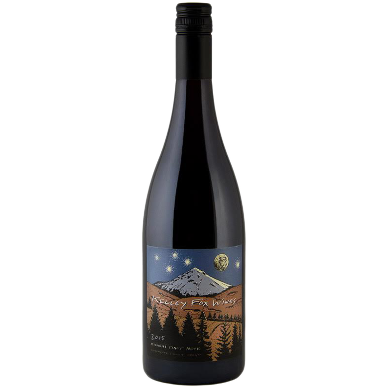 Kelley Fox Wines Willamette Valley Pinot Noir Mirabai 2017