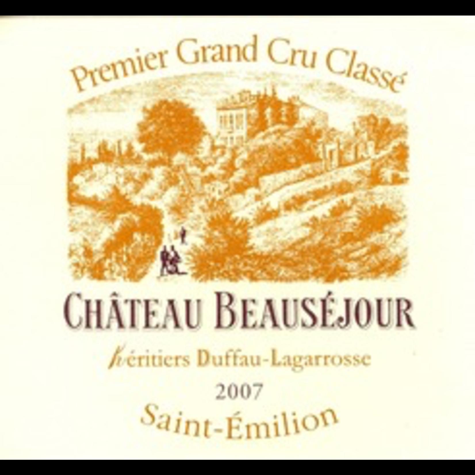 Wine Chateau Beausejour Duffau 2011