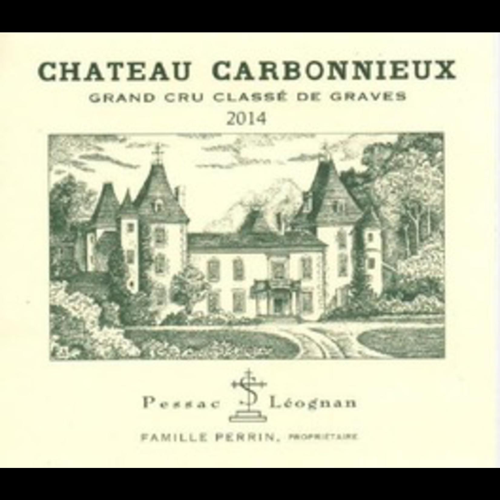 Wine Chateau Carbonnieux  Pessac-Leognan 2014