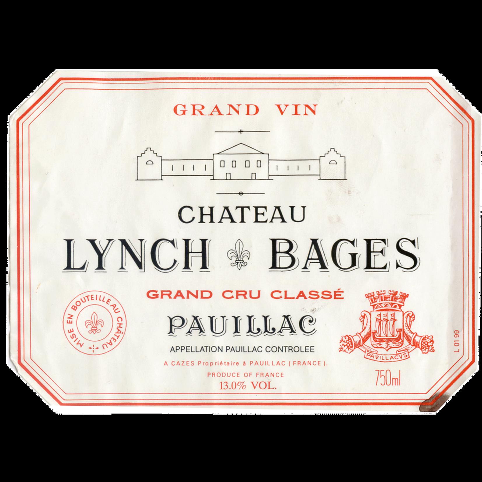 Wine Chateau Lynch Bages 2011 1.5L