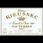 Wine Chateau Rieussec 2001