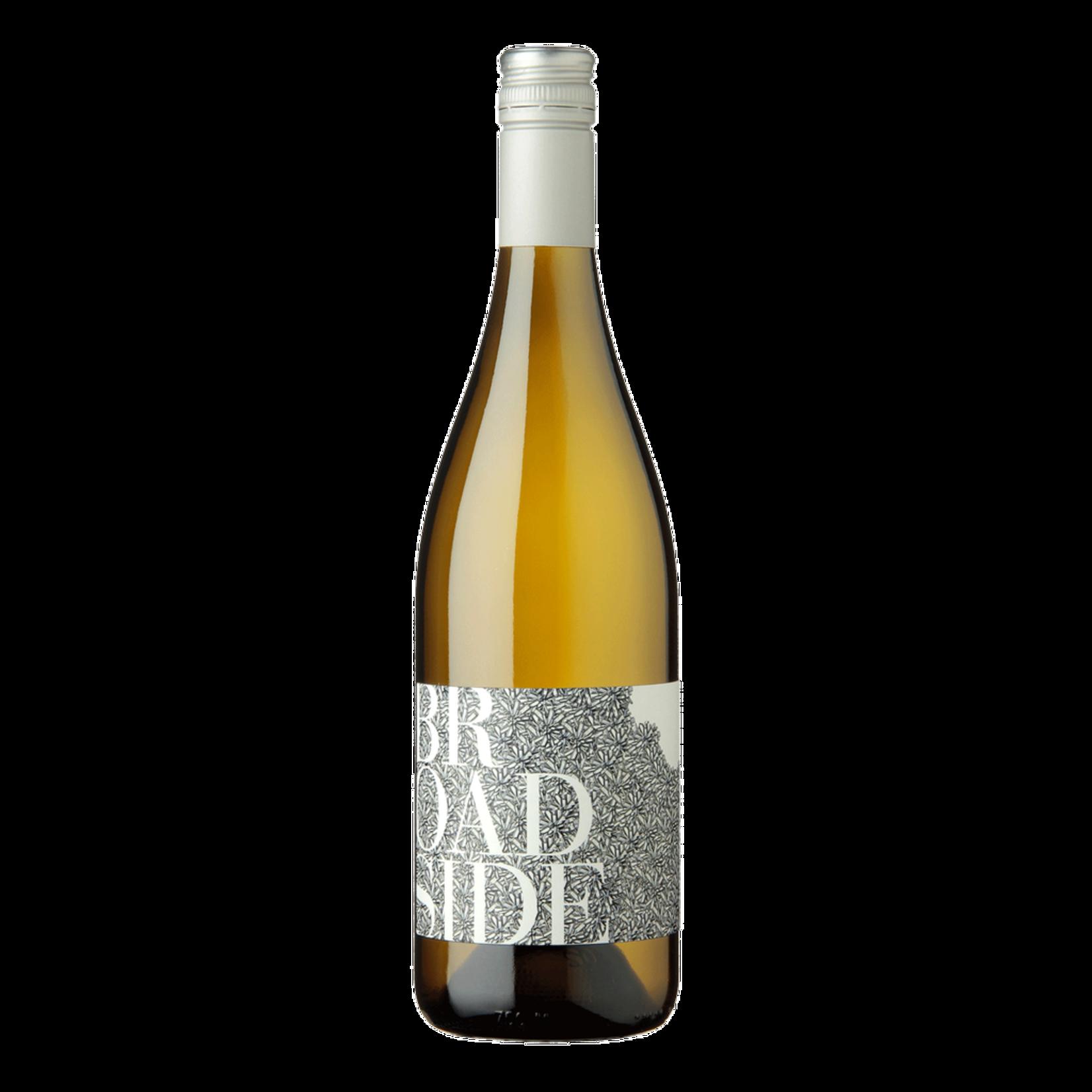 Wine Broadside Edna Valley Chardonnay Wild Ferment 2018