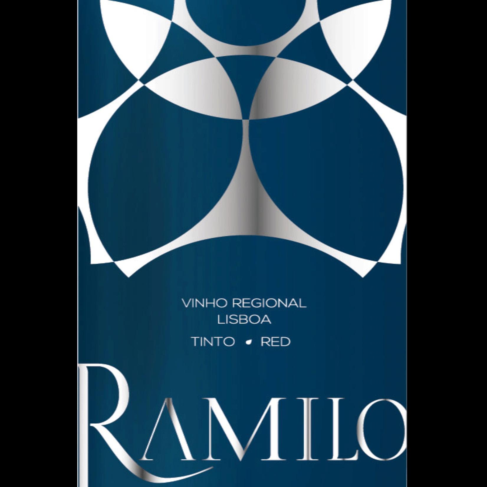 Wine Casal do Ramilo Red 2017