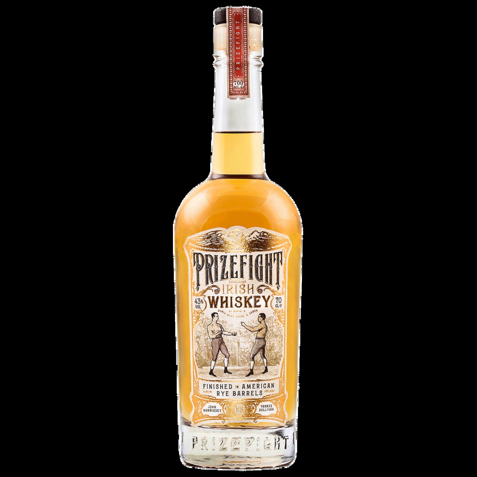 Spirits Prizefight Irish Whiskey 86°