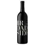 Wine Broadside Merlot Margarita Vineyard 2018