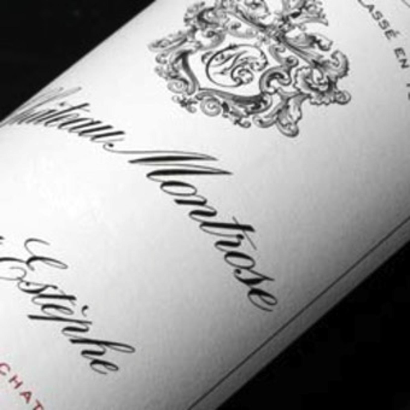 Wine Chateau Montrose 2008
