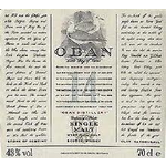 Oban 14 Year Scotch