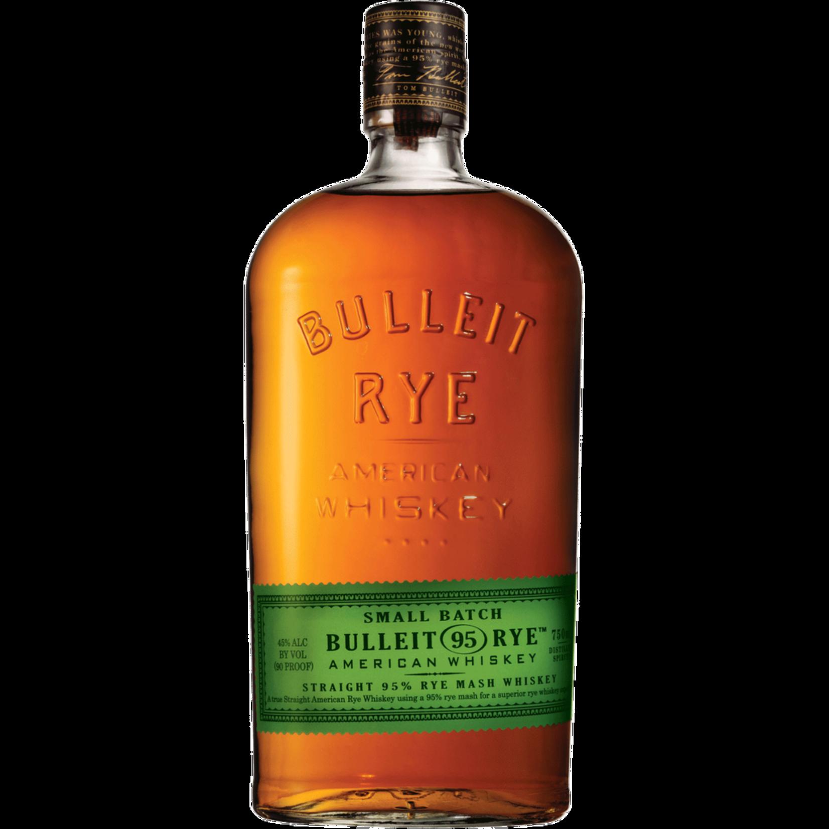 Spirits Bulleit Rye Mash Whiskey