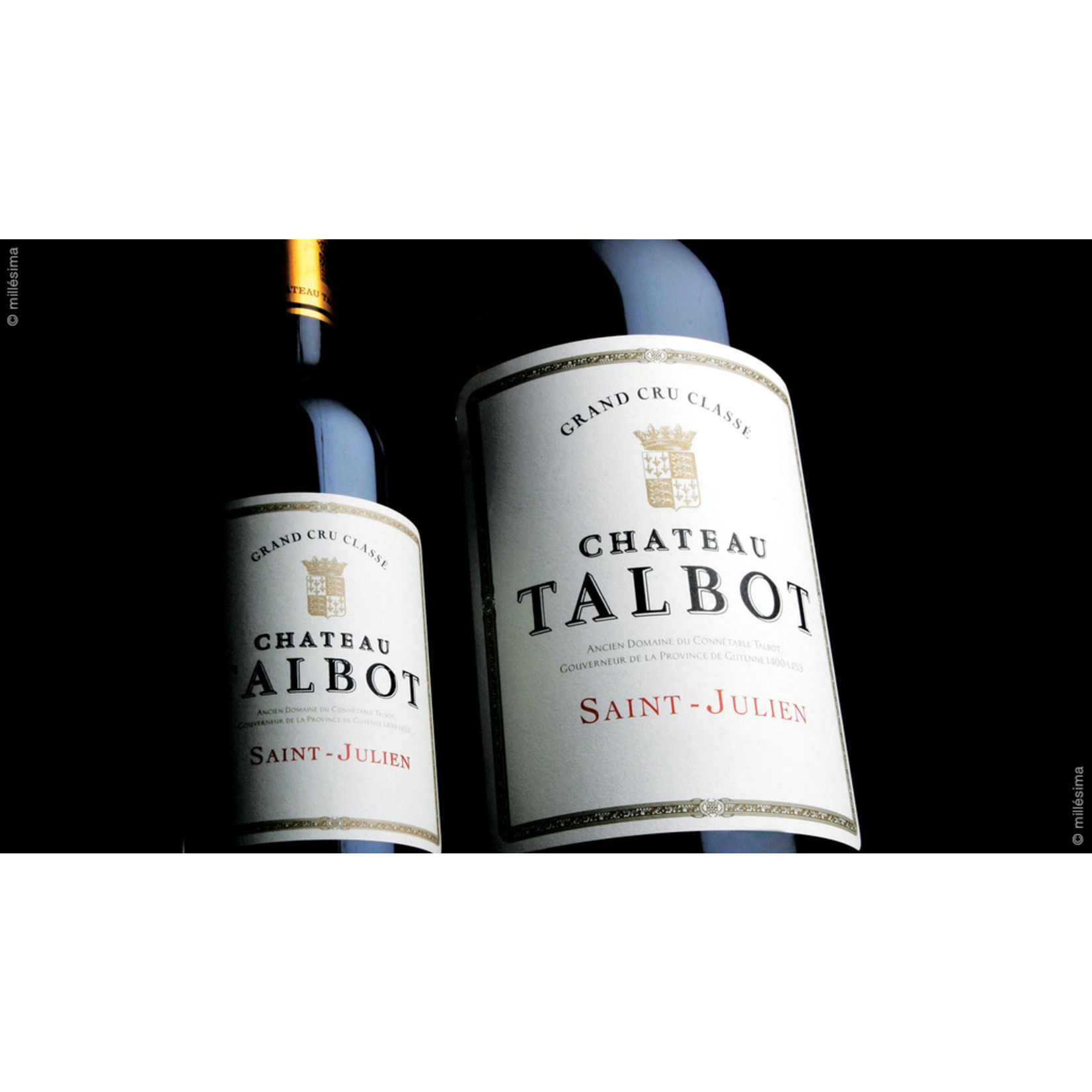Wine Chateau Talbot 2011