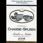 Wine Chateau Chasse Spleen 2009