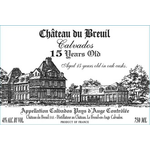 Chateau du Breuil Calvados 15 Years Old Pays d'Auge