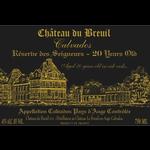 Chateau du Breuil Calvados XO 20 Years Old Paus d'Auge