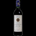 Wine Barons Edmond Benjamin de Rothschild Haut Medoc 2015 Kosher