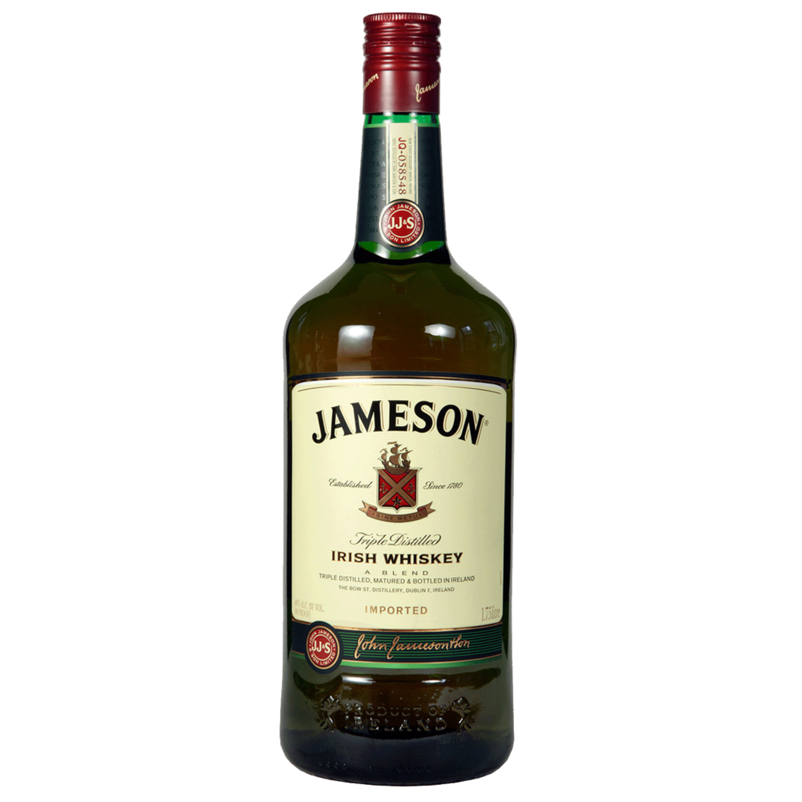 Spirits Jameson Irish Whiskey 1.75L