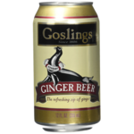 Sparkling Goslings Stormy Ginger Beer 4pack can 250ml