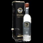 Beluga Vodka Russian Gold Line Leather