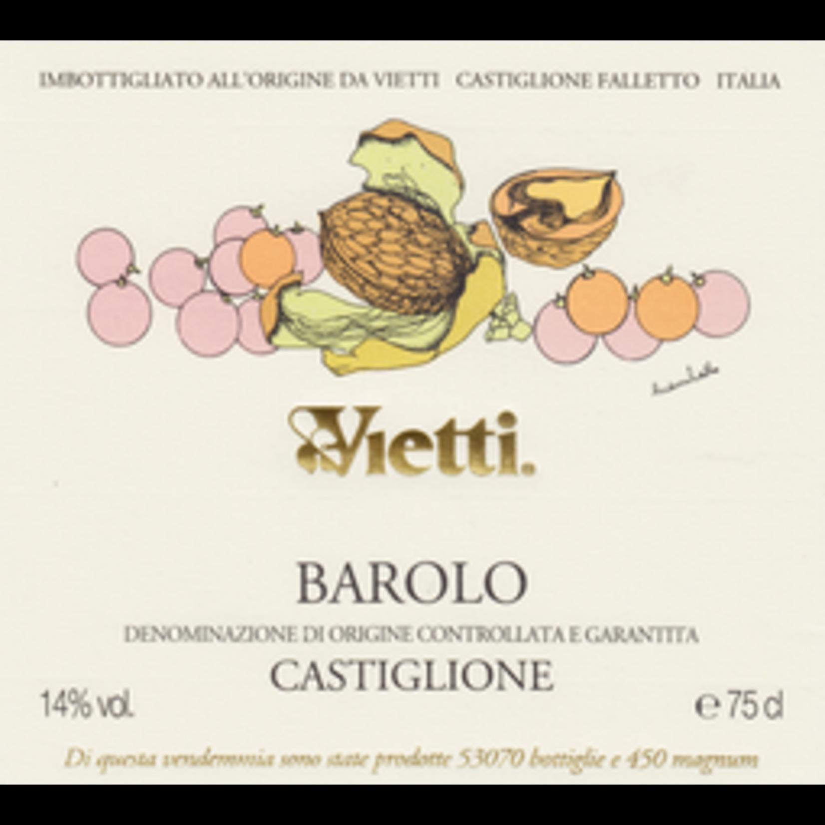 Wine Vietti Barolo Castiglione 2016