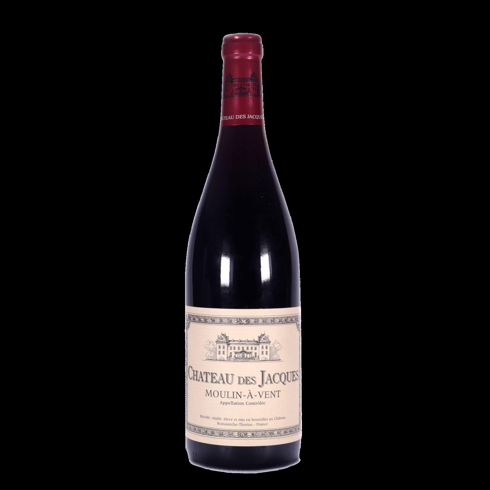 Wine Chateau des Jacques Moulin a Vent Clos de Rochegres 2016
