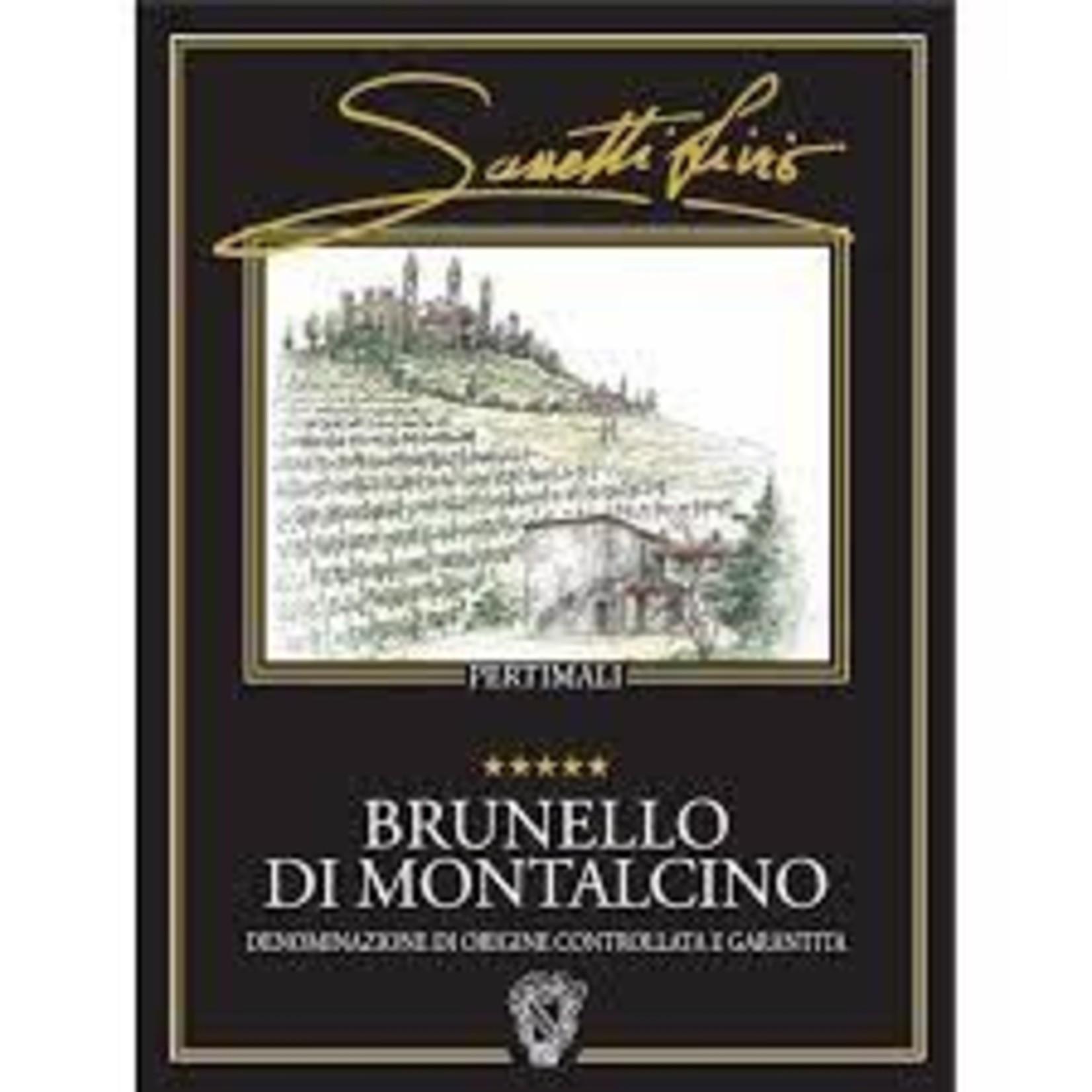 Wine Livio Sassetti Pertimali Brunello di Montalcino 2016