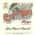 Marques de Murrieta Rioja Castillo Ygay Rioja Gran Reserva Especial 2010