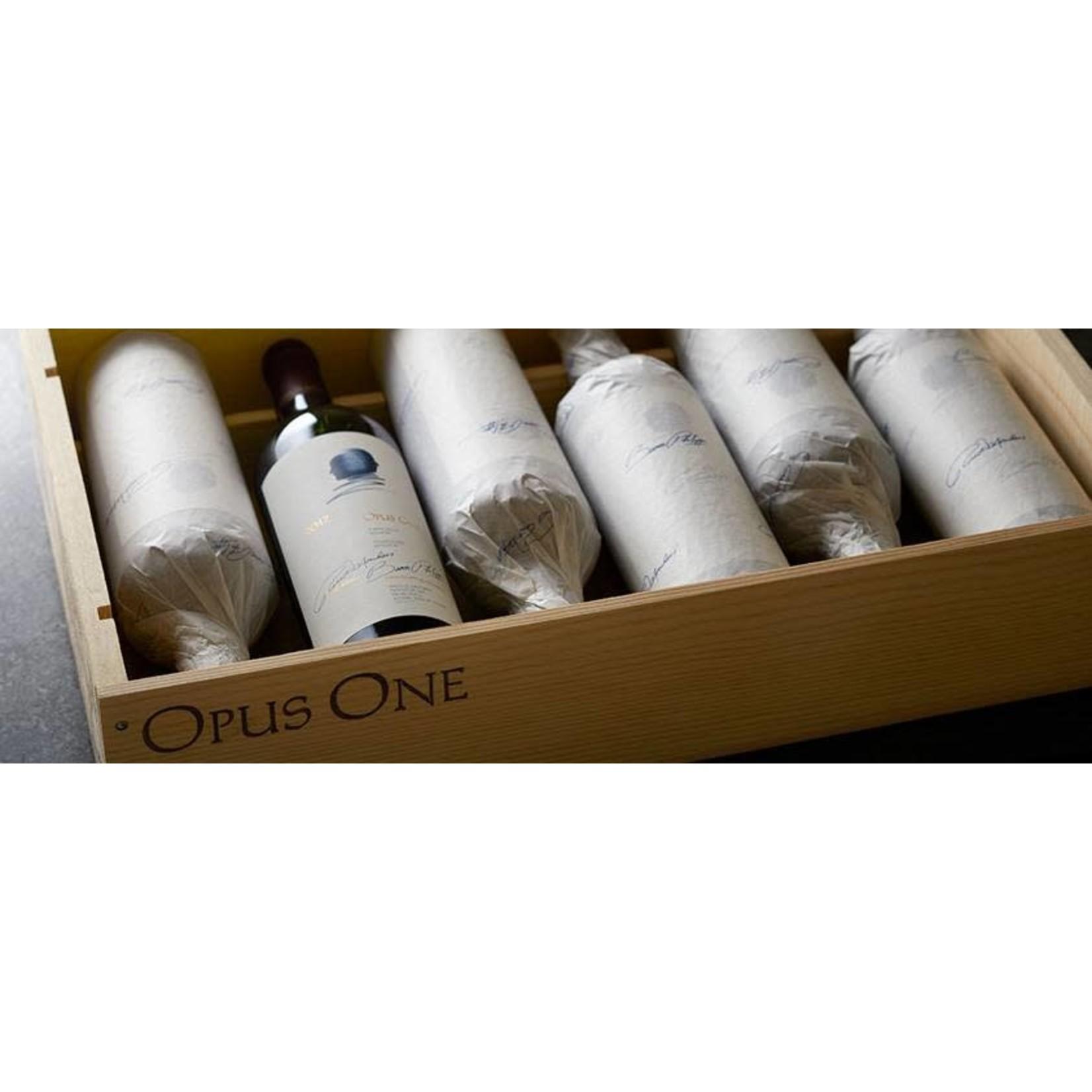 Wine Opus One 2017