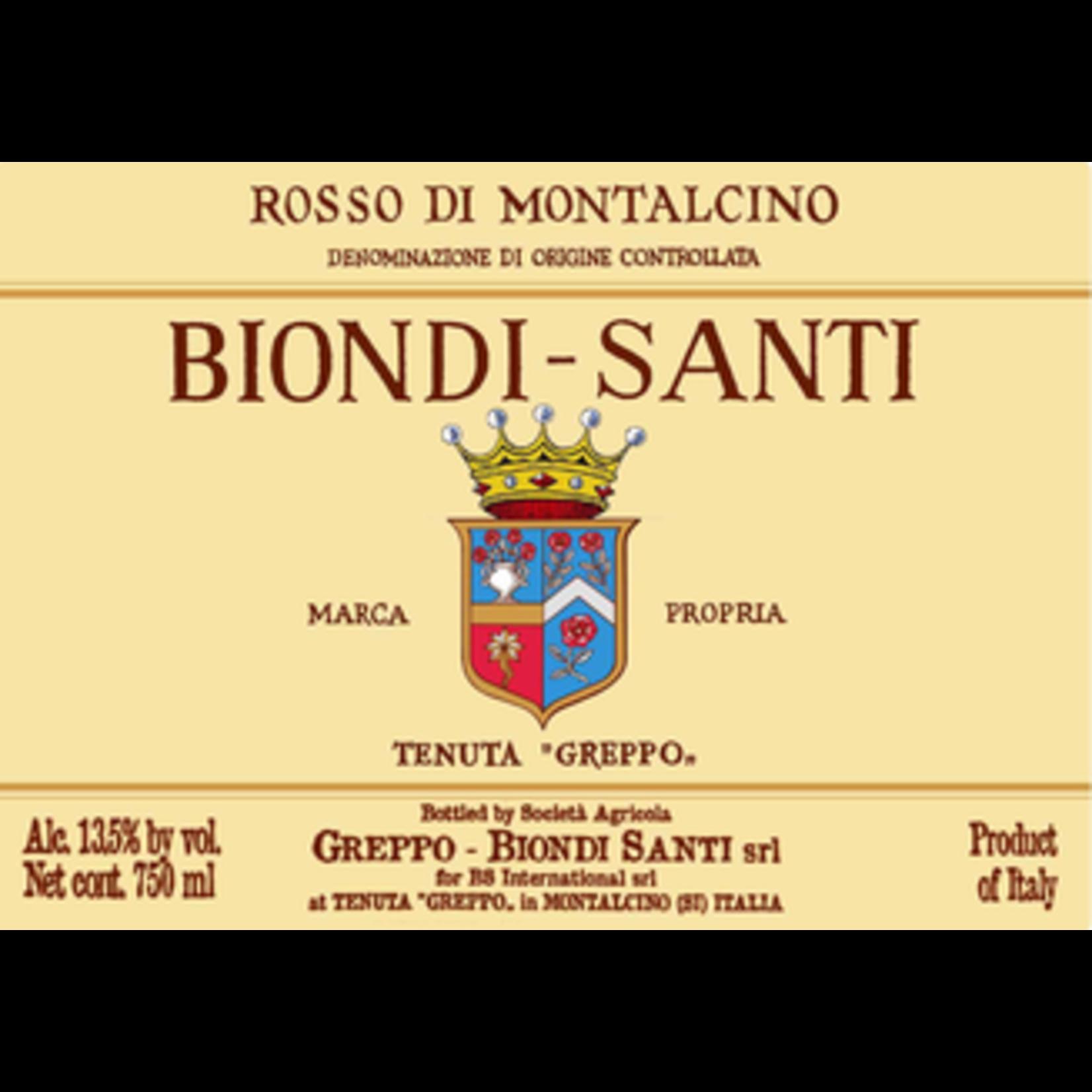 Wine Biondi Santi Rosso di Montalcino 2017