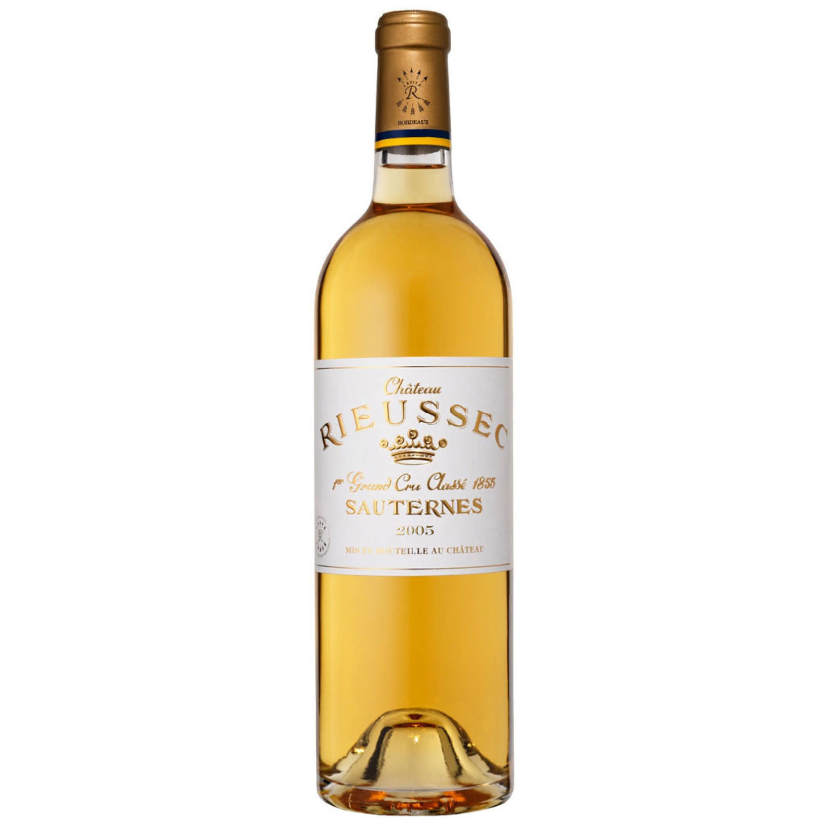 Wine Chateau Rieussec Sauternes 2005
