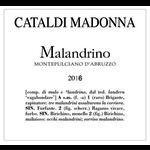Wine Cataldi Madonna Montepulciano d'Abruzzo Malandrino 2019