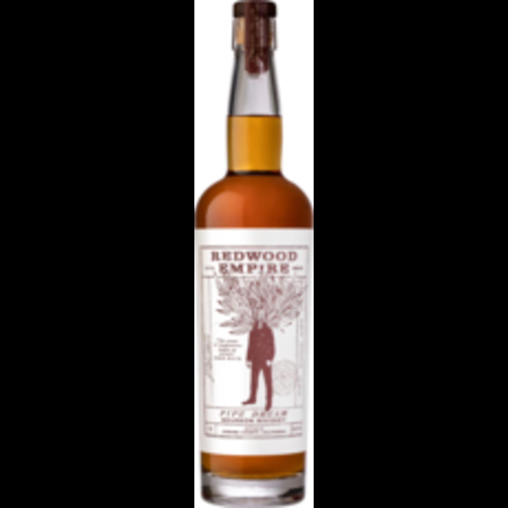 Spirits Redwood Empire Pipe Dream Bourbon Sonoma County