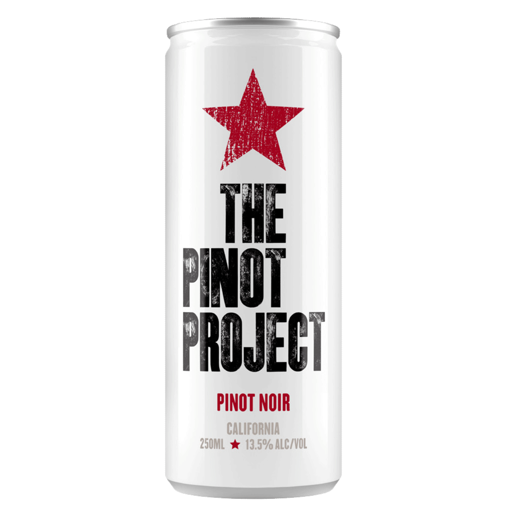 Wine Pinot Project California Pinot Noir Cans 250ml