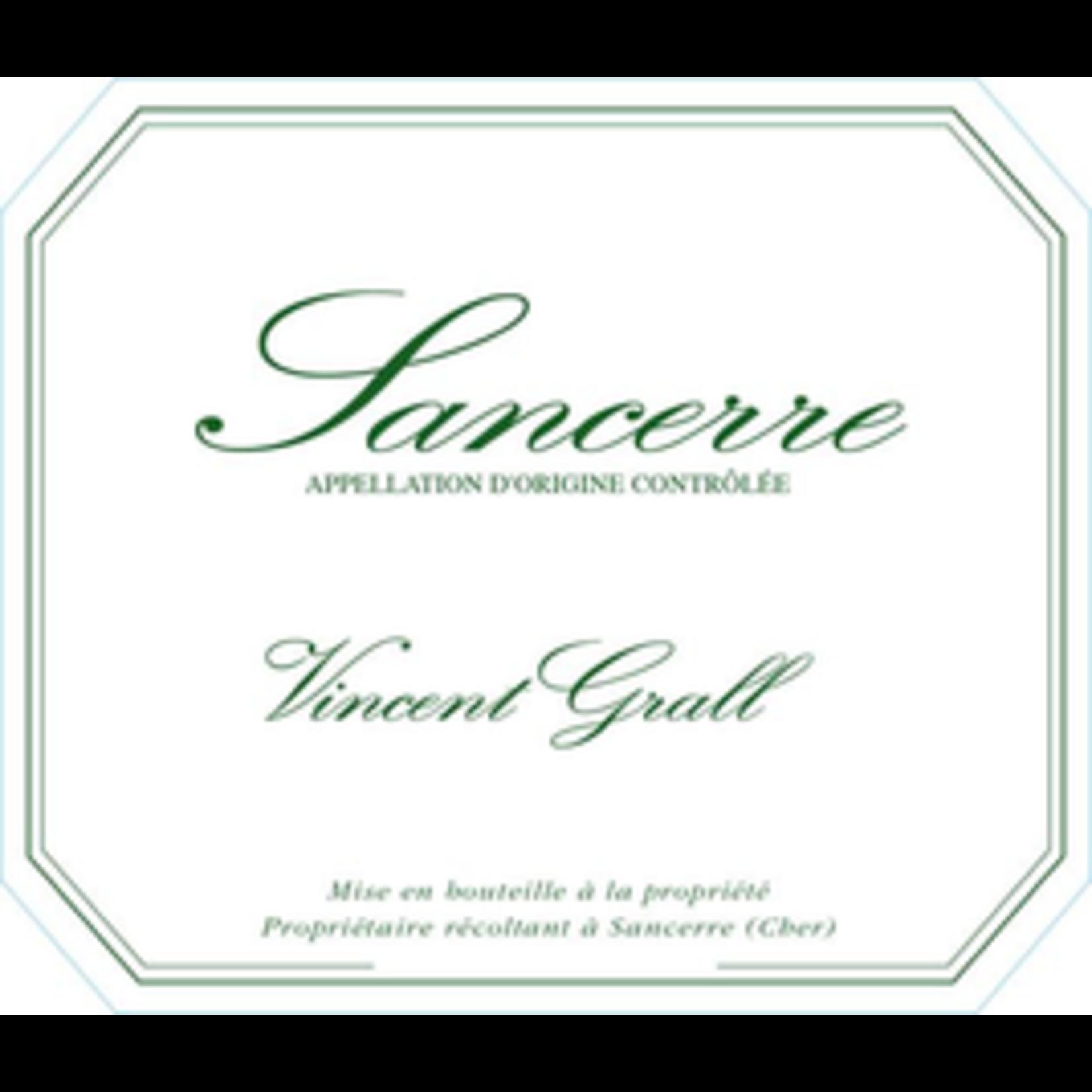 Wine Vincent Grall Sancerre Tradition 2019