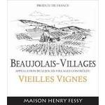 Wine Henry Fessy Beaujolais Villages Vieilles Vignes 2019