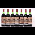 Wine Domaine de Chevalier Rouge 1975