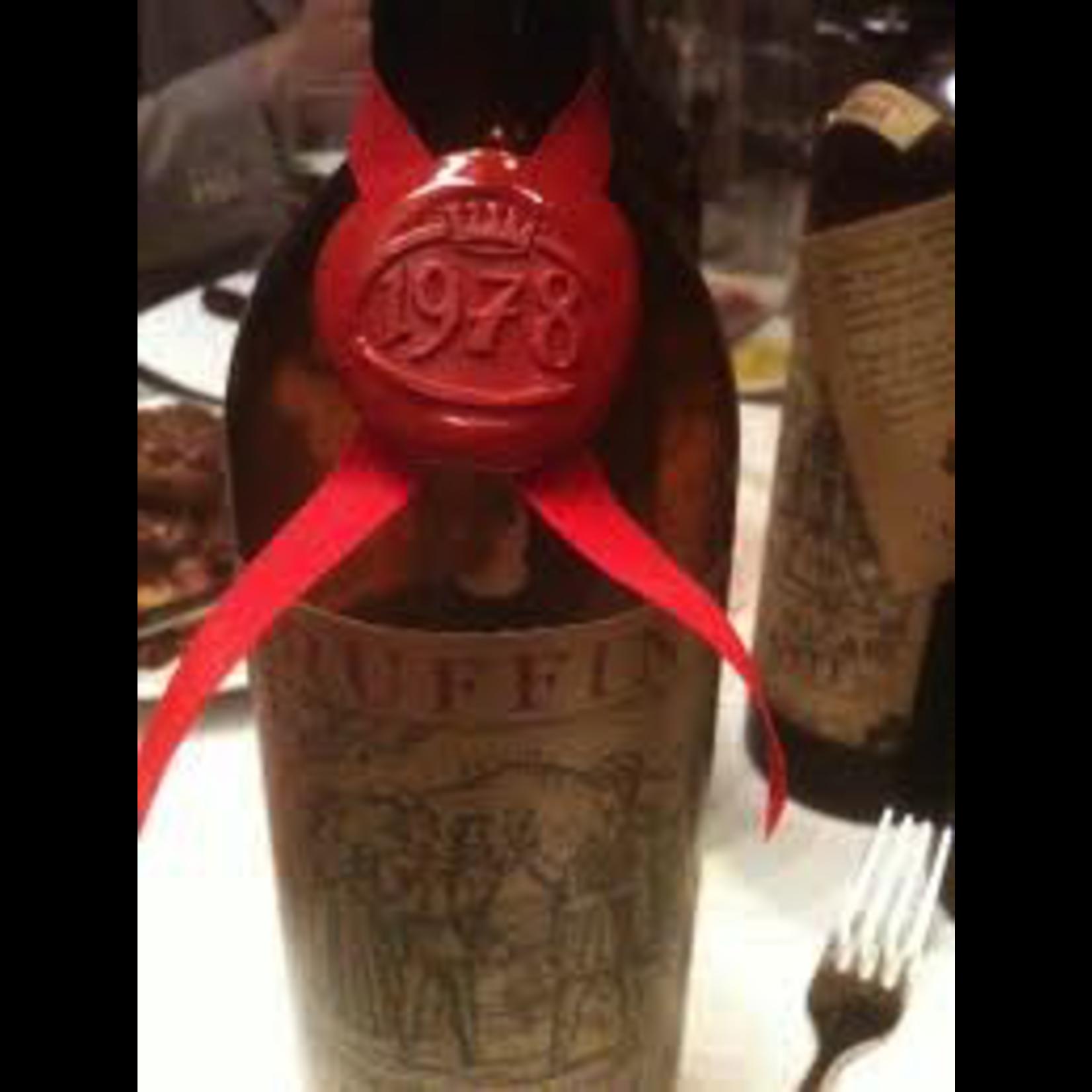 Wine Ruffino Chianti Classico Riserva Ducale Gold 1970
