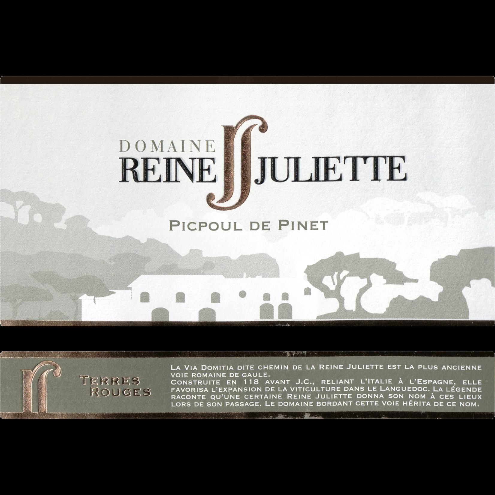 Wine Domaine Reine Juliette Picpoul de Pinet 2019