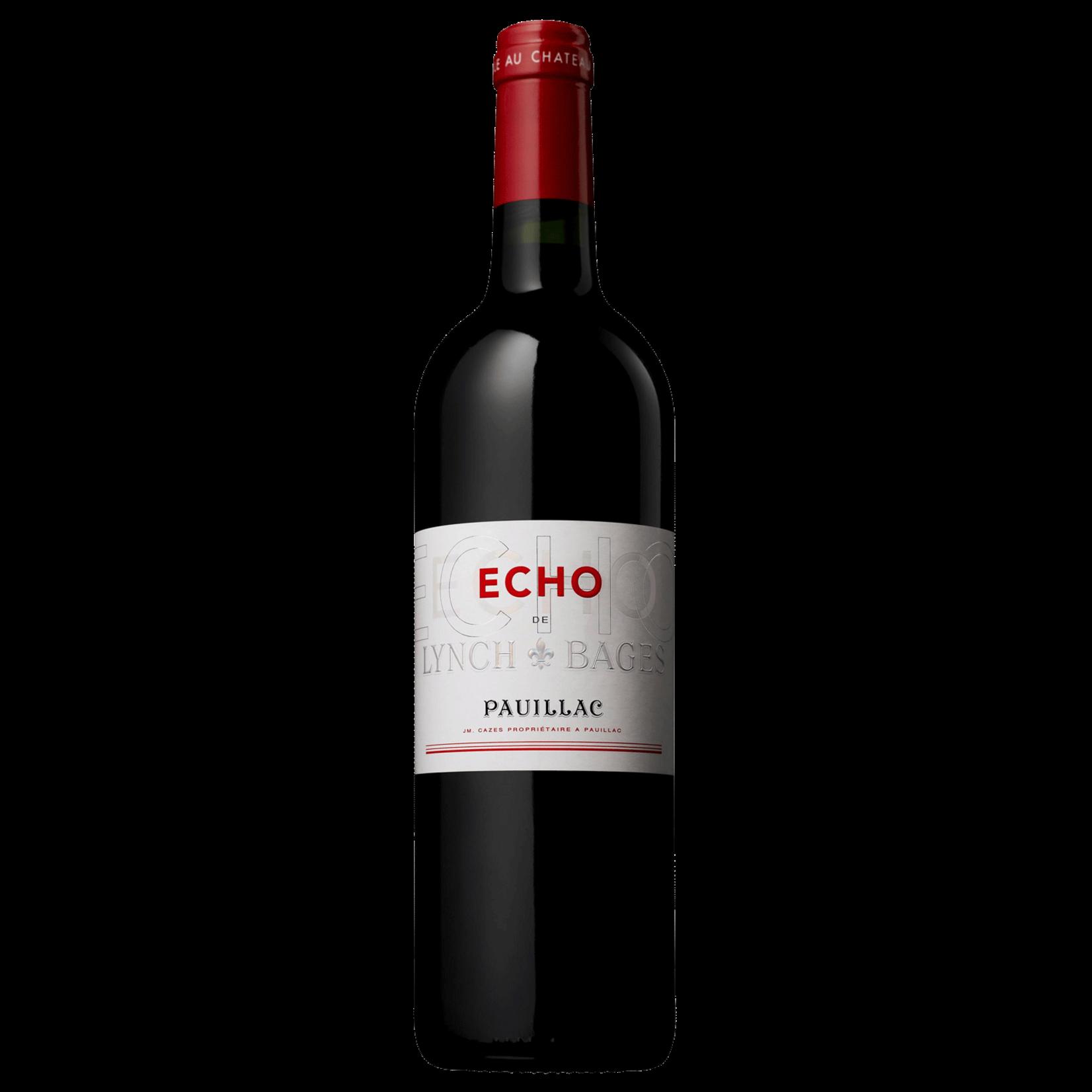 Wine Echo de Lynch Bages 2012