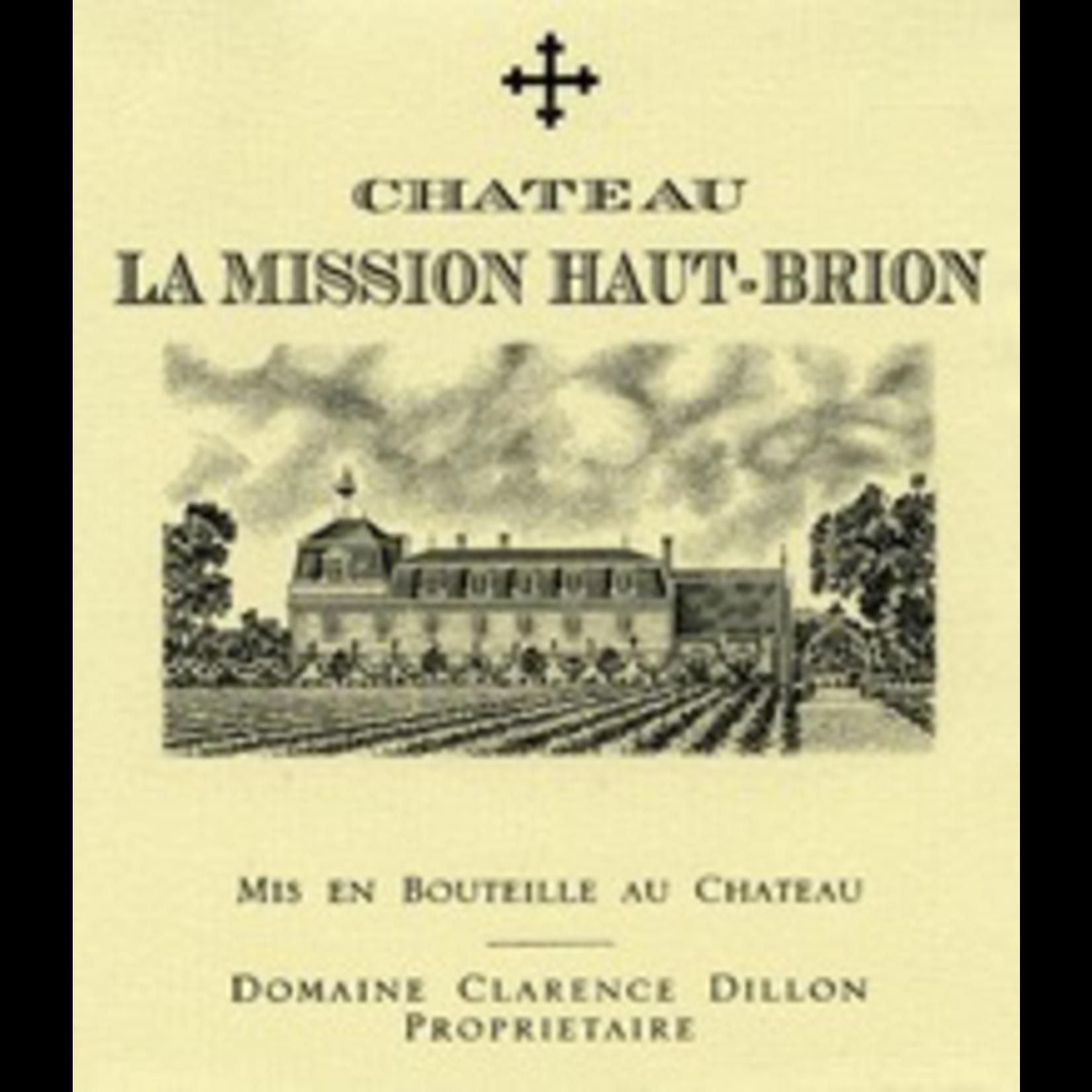 Wine Chateau La Mission Haut Brion 1970 5L