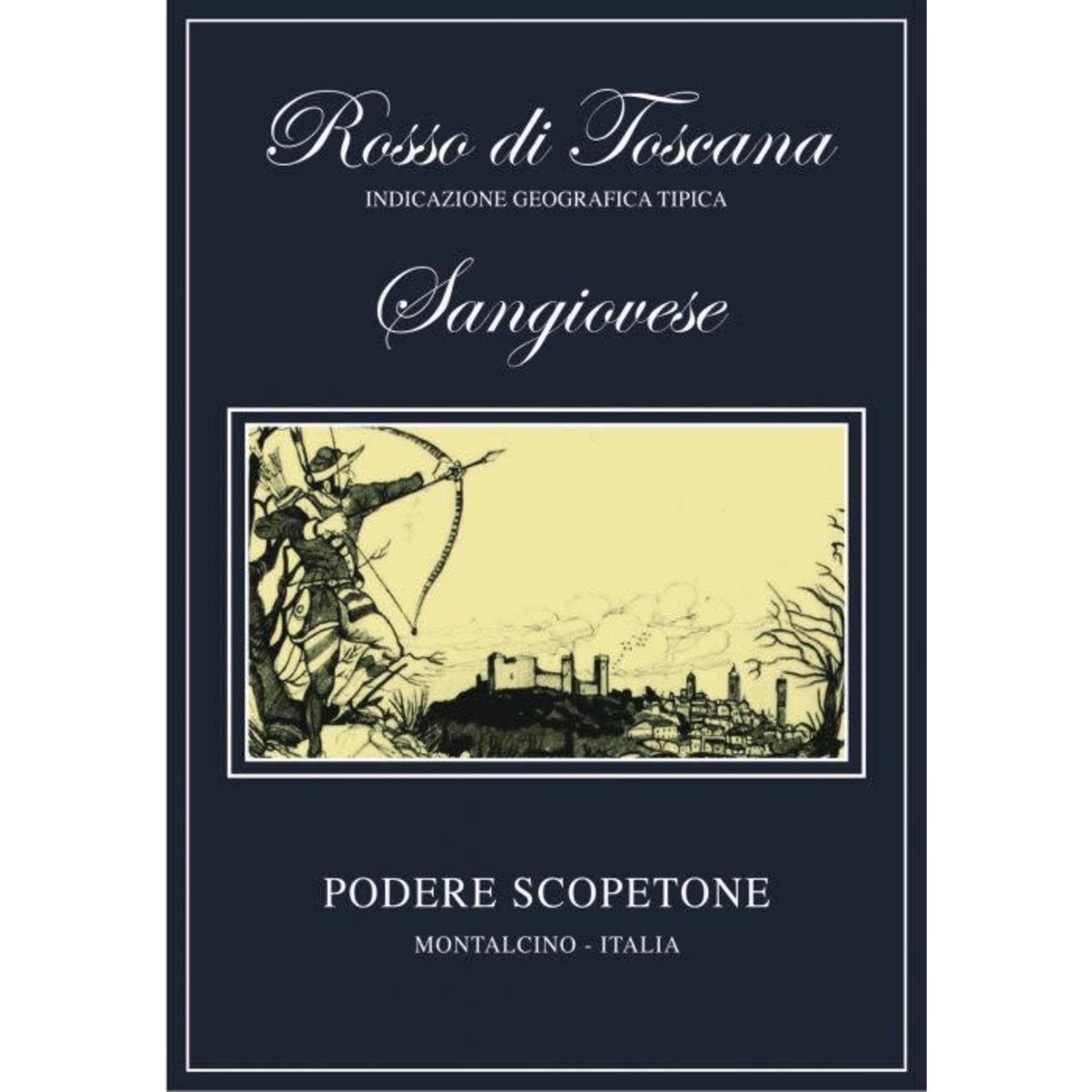 Wine Scopetone Toscana di Sangiovese 2018