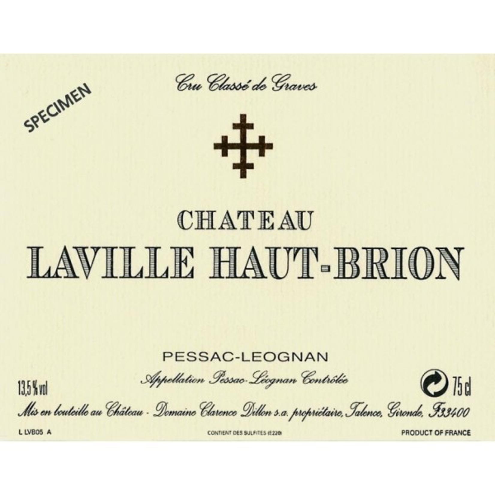 Wine Chateau Laville Haut Brion Blanc 1973