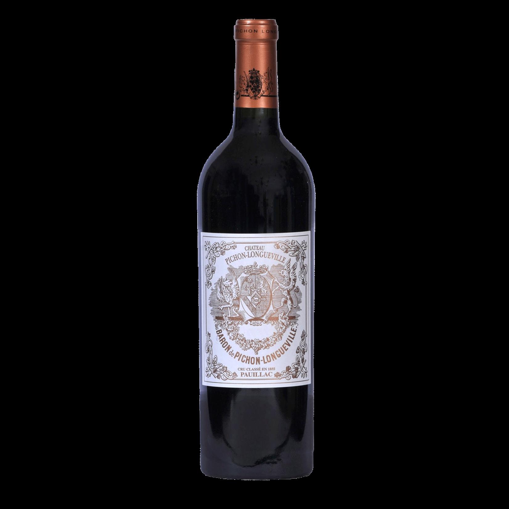 Wine Chateau Pichon Longueville Baron 2002 15L