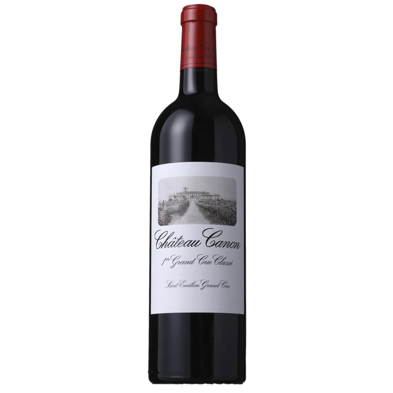 Wine Chateau Canon Saint Emilion 2015