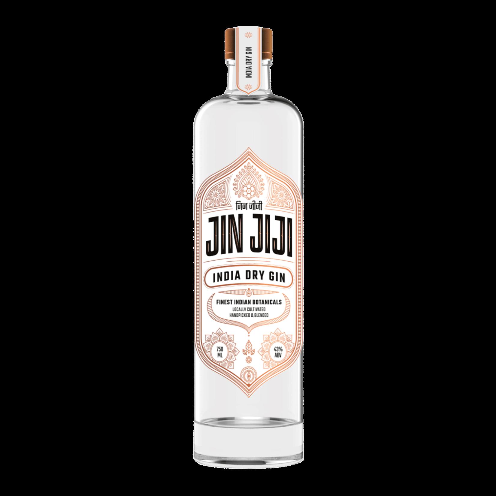 Spirits Jin Jiji India Dry Gin