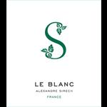 Wine Le Blanc de Alexandre Sirech 2020