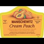 Wine Manischewitz Cream Peach Kosher