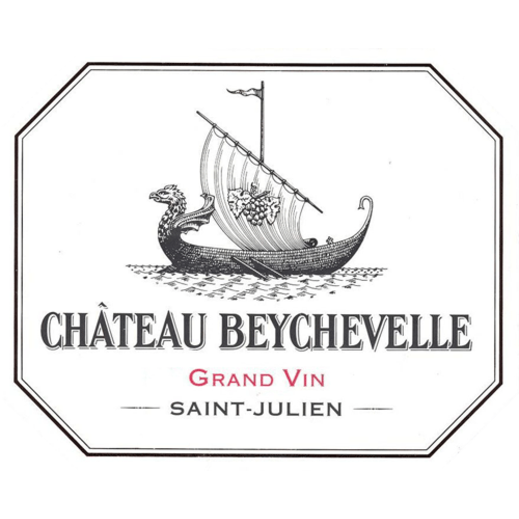 Ch Beychevelle 2018