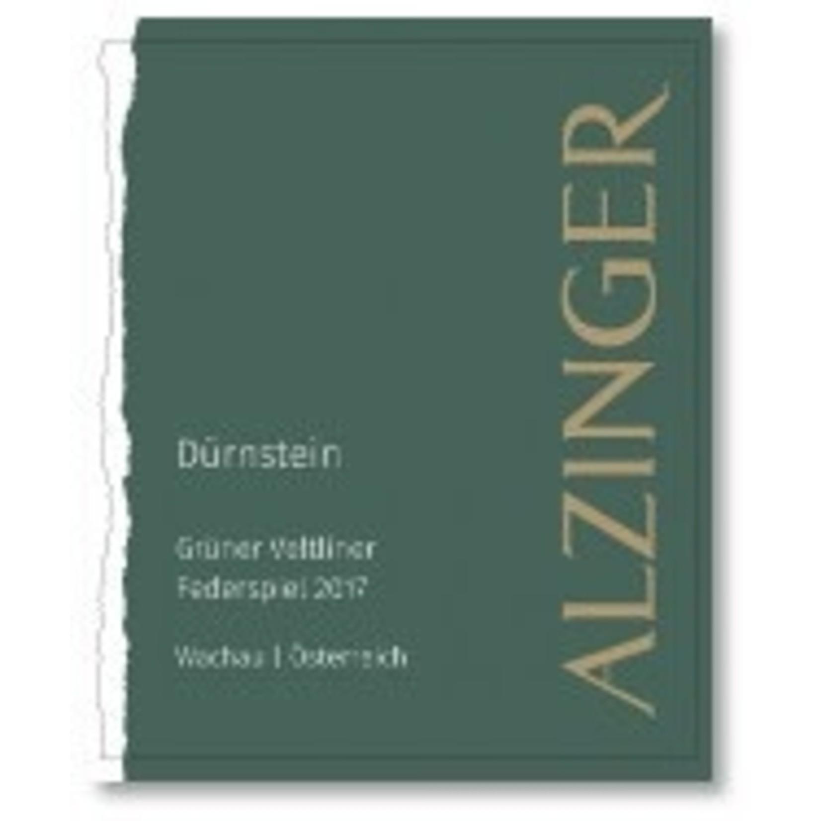 Wine Alzinger Wachau Gruner Veltliner Federspiel Durnstein 2020